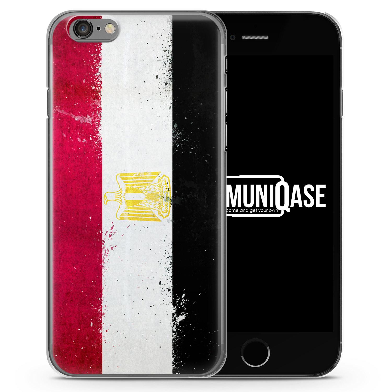 Ägypten Egypt Grunge - Slim Handyhülle für iPhone 6 Plus & 6s Plus