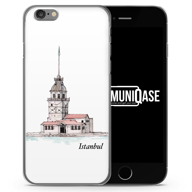 Kiz Kulesi Istanbul - Slim Handyhülle für iPhone 6 Plus & 6s Plus