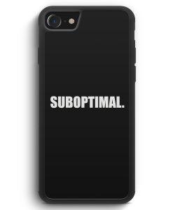 iPhone SE 2020 Silikon Hülle - Suboptimal