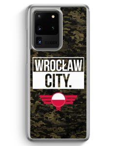 Samsung Galaxy S20 Ultra Hülle - Wroclaw City Camouflage Polen