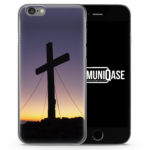 Kreuz Foto - Slim Handyhülle für iPhone 6 Plus & 6s Plus