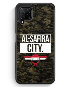 Huawei P40 lite Silikon Hülle - Al Safira City Camouflage Syrien
