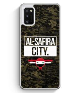 Samsung Galaxy A41 Hülle - Al Safira City Camouflage Syrien