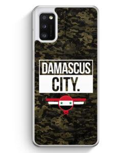 Samsung Galaxy A41 Hülle - Damascus City Camouflage Syrien