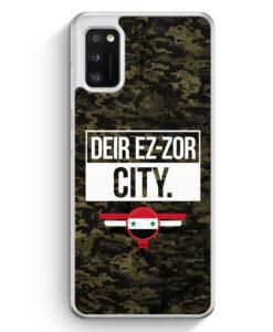 Samsung Galaxy A41 Hülle - Deir Ez Zor City Camouflage Syrien