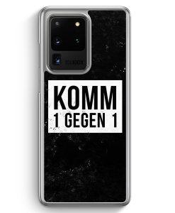 Samsung Galaxy S20 Ultra Hülle - Komm 1 Gegen 1