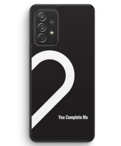 You Complete Me #02 - Silikon Hülle für Samsung Galaxy A32