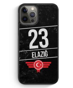 iPhone 12 Pro Max Silikon Hülle - Elazig 23