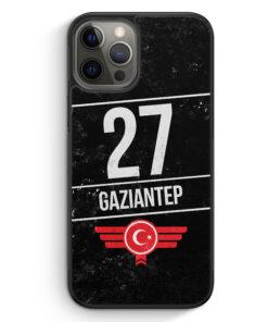 iPhone 12 Pro Max Silikon Hülle - Gaziantep 27
