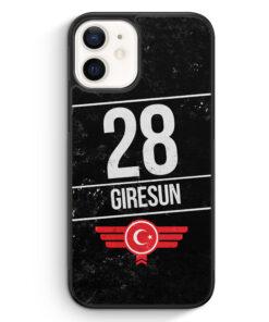 iPhone 12 Silikon Hülle - Giresun 28