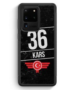 Samsung Galaxy S20 Ultra Silikon Hülle - Kars 36