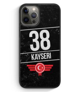 iPhone 12 Pro Max Silikon Hülle - Kayseri 38