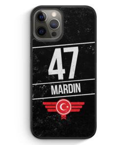 iPhone 12 Pro Silikon Hülle - Mardin 47