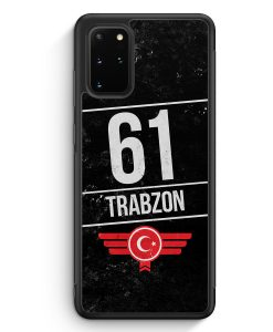 Samsung Galaxy S20+ Plus Silikon Hülle - Trabzon 61