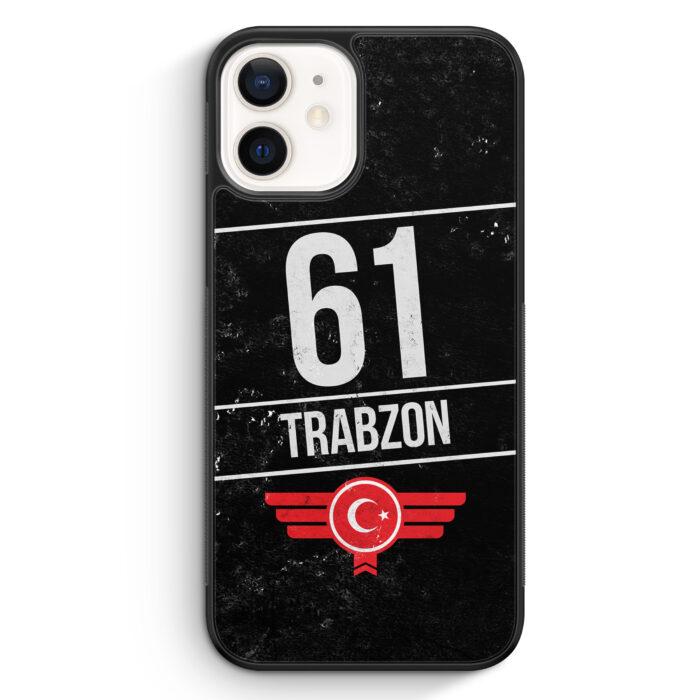 iPhone 12 Silikon Hülle - Trabzon 61
