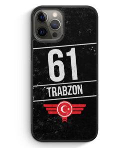 iPhone 12 Pro Silikon Hülle - Trabzon 61