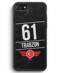 iPhone SE 2020 Silikon Hülle - Trabzon 61