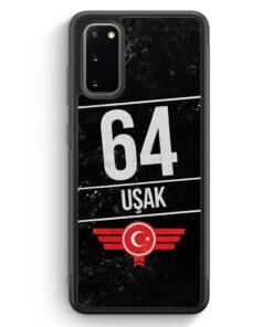 Samsung Galaxy S20 FE Silikon Hülle - Usak 64