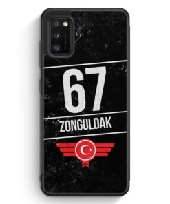 Samsung Galaxy A41 Silikon Hülle - Zonguldak 67