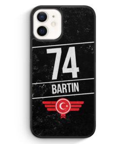 iPhone 12 Silikon Hülle - Bartin 74
