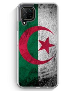 Huawei P40 lite Hülle - Algerien Splash Flagge