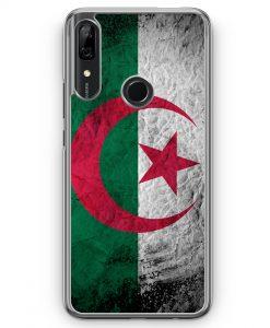 Huawei P Smart Z Hülle - Algerien Splash Flagge