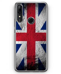 Huawei P Smart Z Hülle - Großbritannien Splash Flagge