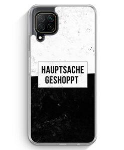 Huawei P40 lite Hülle - Hauptsache Shoppen