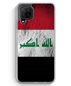 Huawei P40 lite Hülle - Irak Splash Flagge