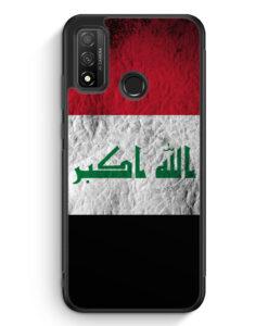 Huawei P Smart 2020 Silikon Hülle - Irak Splash Flagge