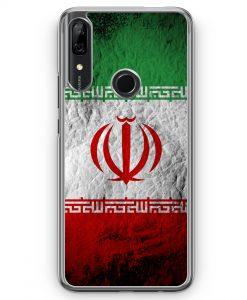 Huawei P Smart Z Hülle - Iran Splash Flagge