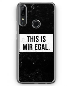 Huawei P Smart Z Hülle - This Is Mir Egal