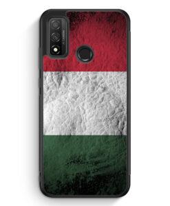 Huawei P Smart 2020 Silikon Hülle - Ungarn Splash Flagge