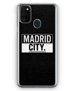 Samsung Galaxy M21 Hülle - Madrid CITY