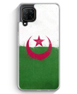 Huawei P40 lite Hülle - Algerien Algeria Grunge