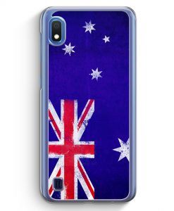 Samsung Galaxy A10 Hülle - Australien Grunge Australia