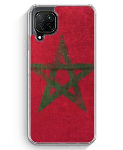 Huawei P40 lite Hülle - Marokko Grunge Morocco