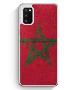 Samsung Galaxy A41 Hülle - Marokko Grunge Morocco