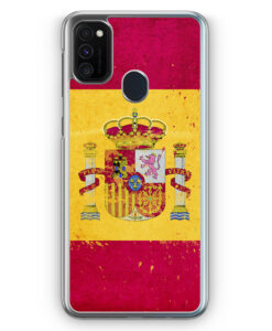 Samsung Galaxy M21 Hülle - Spanien Grunge Espana Spain