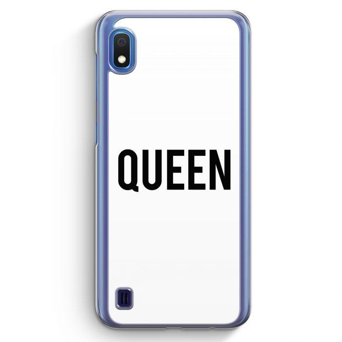 Samsung Galaxy A10 Hülle - Queen WT