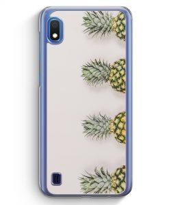 Samsung Galaxy A10 Hülle - Ananas Foto Tropical