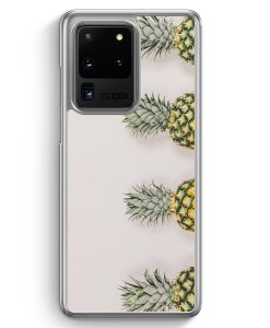 Samsung Galaxy S20 Ultra Hülle - Ananas Foto Tropical