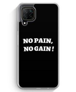 Huawei P40 lite Hülle - No Pain