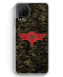 Huawei P40 lite Hülle - Marokko Morocco Camouflage