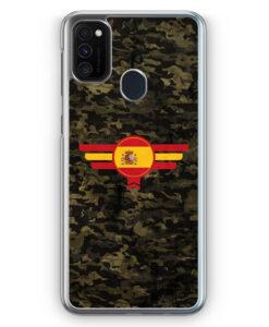 Samsung Galaxy M21 Hülle - Espana Spanien Camouflage