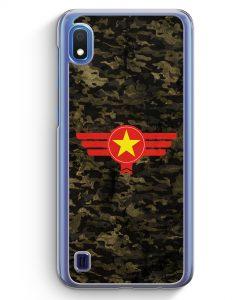 Samsung Galaxy A10 Hülle - Vietnam Camouflage
