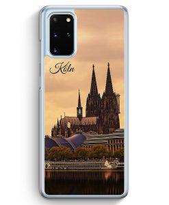 Samsung Galaxy S20+ Plus Hülle - Panorama Köln Kölner Dom