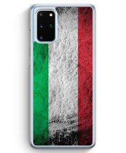 Samsung Galaxy S20+ Plus Hülle - Italien Splash Flagge Italia Italy