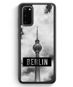 Samsung Galaxy S20 FE Silikon Hülle - SW Berlin