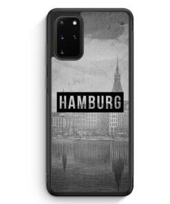 Samsung Galaxy S20+ Plus Silikon Hülle - SW Hamburg
